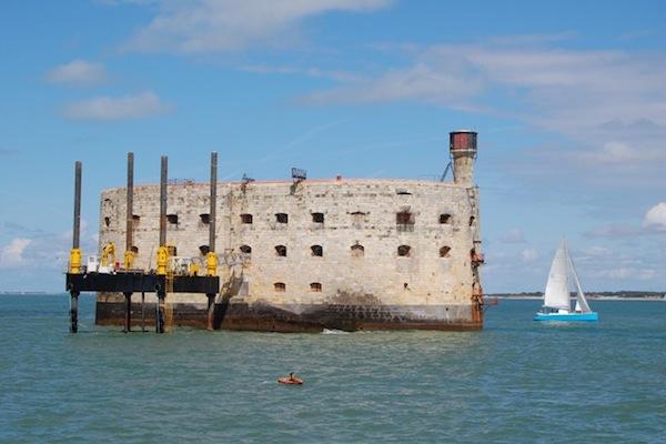 Pevnost Boyard. Foto: TV Prima