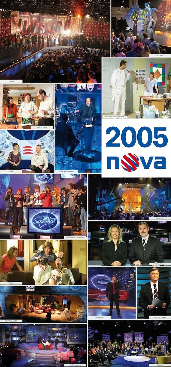 TV Nova v roce 2005