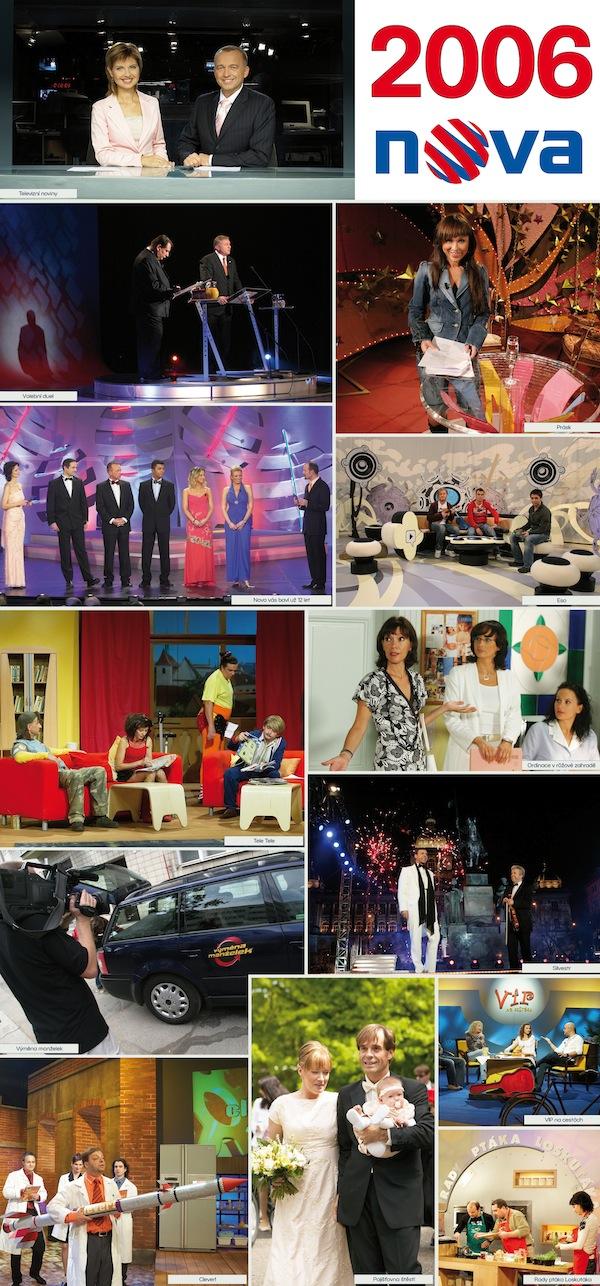 TV Nova v roce 2006