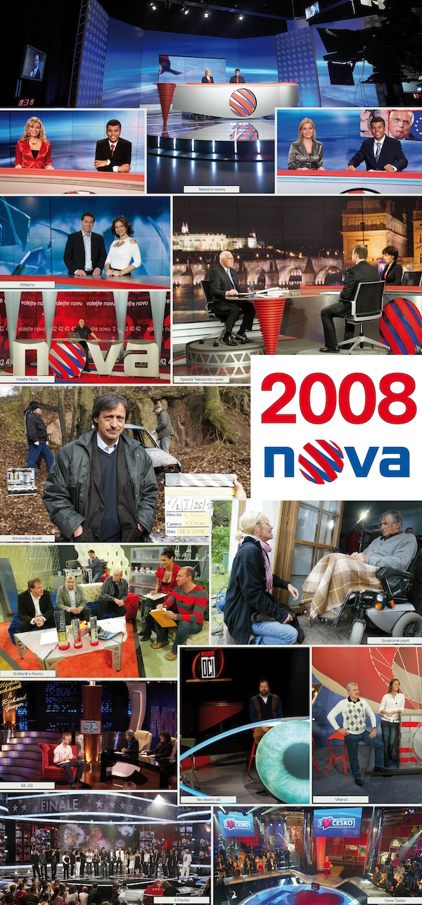 TV Nova v roce 2008