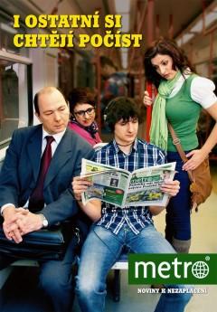 Aktuální kampaň deníku Metro