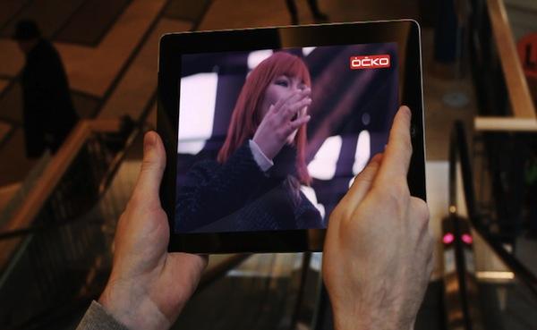 Grafika TV Óčko