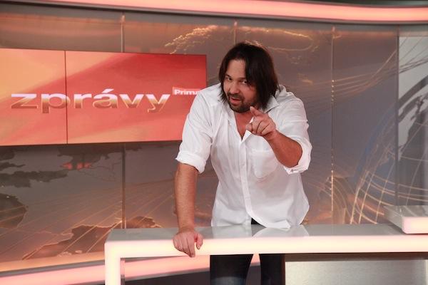 Jiří Pomeje nastoupí do VIP zpráv. Foto: TV Prima