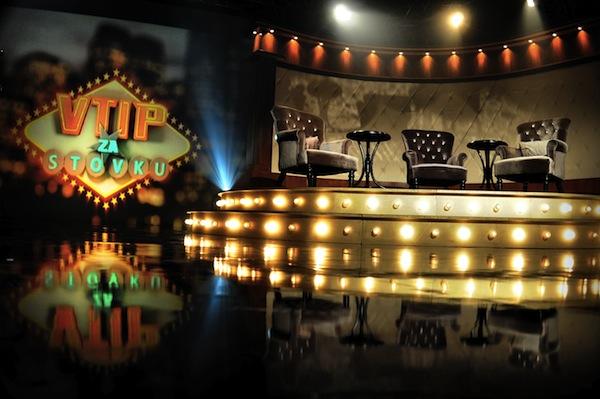 Vtip za stovku: scéna show. Foto: TV Barrandov