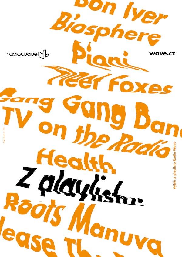 Z playlistu Radia Wave