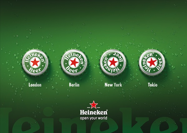 Heineken: Open your world