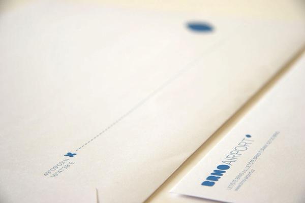 Letiště Brno: obálky