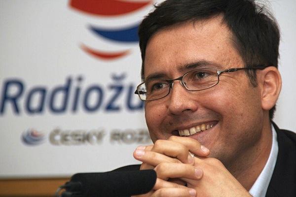 Jiří Hošek. Foto: Český rozhlas