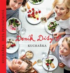 Obálka nové kuchařky Dity Pecháčkové. Foto: Jiří Turek. Design: Zuzana Lednická (Studio Najbrt)