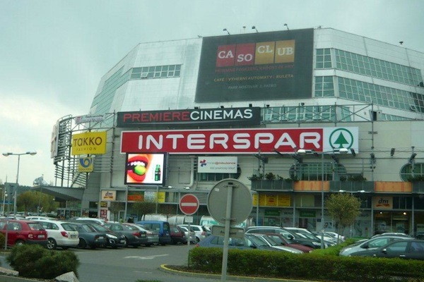 Sály Premiere Cinemas se otevřou v červnu v nákupním centru v Hostivaři