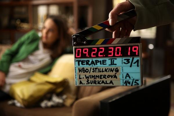 První klapka druhé řady Terapie padne dnes. Foto: HBO