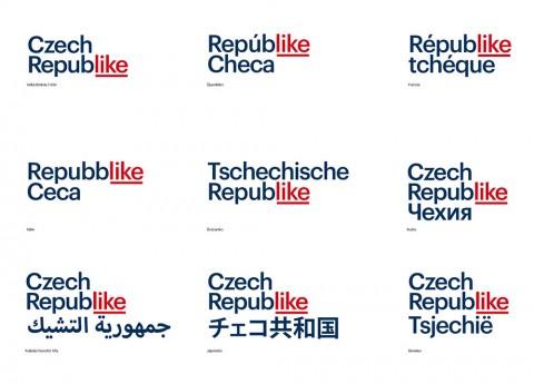 Jazykové mutace značky