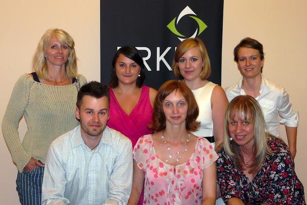 Vedení PR Klubu v červnu 2012