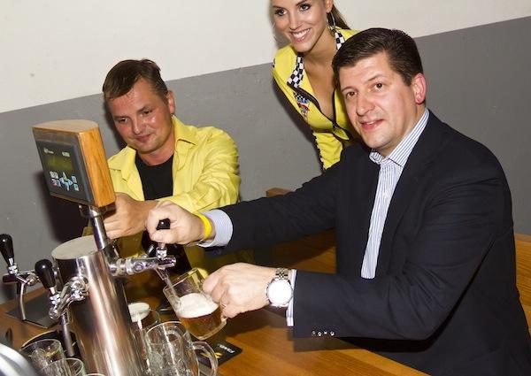 Marek Kindernay a Jan Andruško. Foto: TV Nova