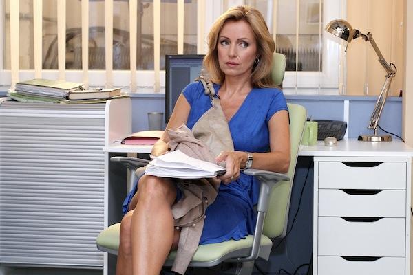 Novou tváří páté série Cest domů je Kateřina Brožová, která hrála i v Pojišťovně štěstí konkurenční Novy. Foto: TV Prima