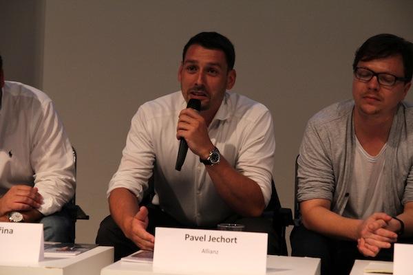 Pavel Jechort z Allianz přiznal, že nejvíc dokážou klienty odrat mediální agentury. Foto: Pavla Lorencová