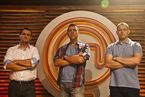 Porota kulinářské show MasterChef. Foto: TV Nova