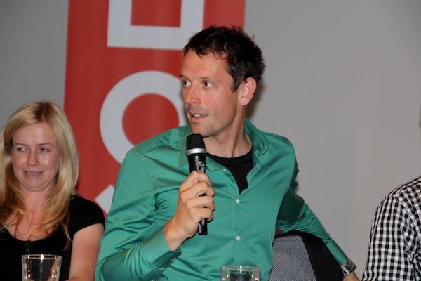 Jan Rauschert z iComtechu se ohradil proti vedení debaty ve stylu dělení agentur na malé a velké. Foto: Pavla Lorencová