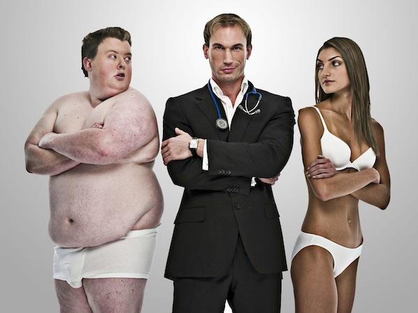 Zhubni, nebo přiber! (Supersize vs. Superskinny) je britský pořad z roku 2008. Foto: TV Prima