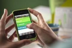 Mobito funguje i prostřednictvím speciální aplikace pro chytré telefony. Foto: Mopet CZ