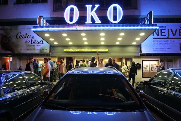 Přehlídku opět hostilo Bio Oko na Praze 7. Foto: Tomáš Pánek