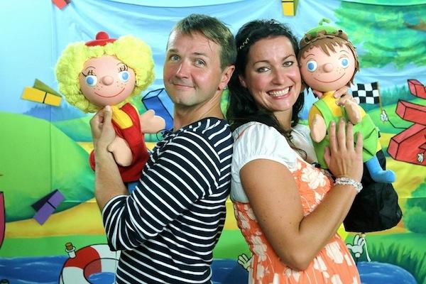 Vlasta Korec a Tereza Vacíková. Foto: TV Prima