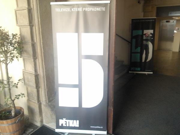 Tisková konference proběhla v Malostranské besedě