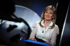 Zuzana Bubílková v Politické střelnici. Foto: TV Barrandov