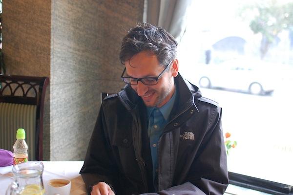 Adam Gebrian má pořad o stavbách ve veřejném prostoru