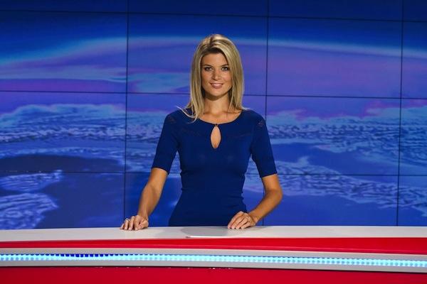 Iveta Vítová. Foto: TV Nova