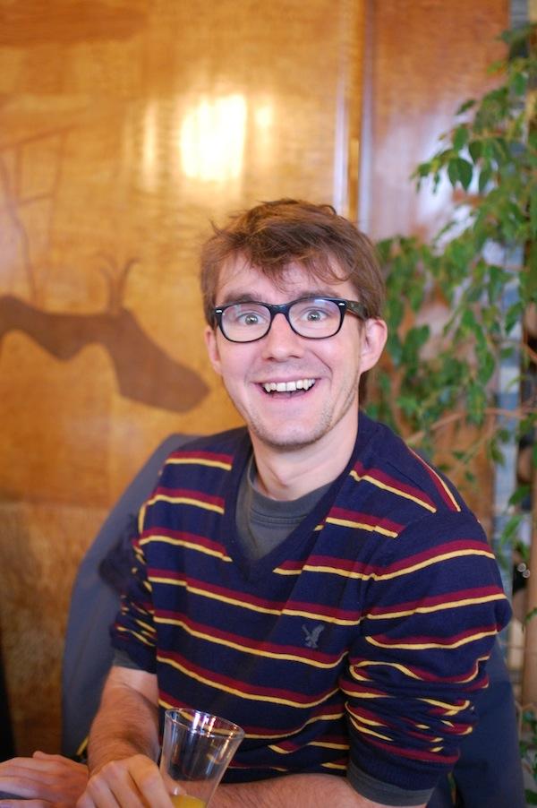 Kameramanem a redaktorem Streamu je Janek Rubeš, známý z dua Noisebrothers