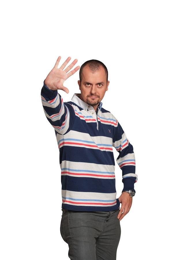 Ludvík Franc. Foto: TV Pětka