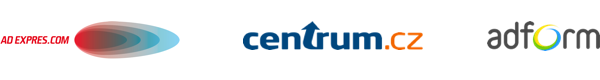 Partneři mikrokonference: AdExpres - Centrum Holdings - Adform