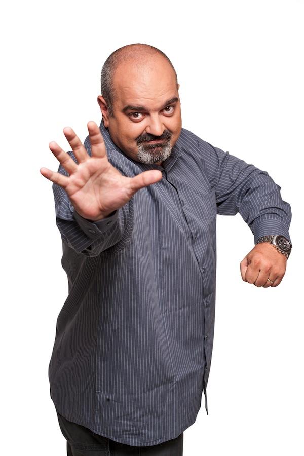 Pavel Jamný. Foto: TV Pětka