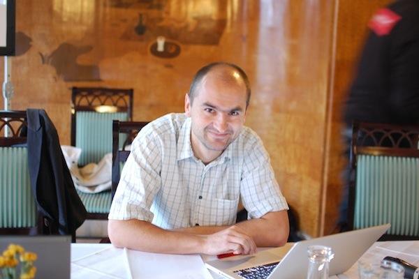 Pavel Zima. Foto: Sandra Kisić