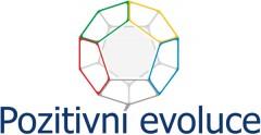Logo Pozitivní evoluce