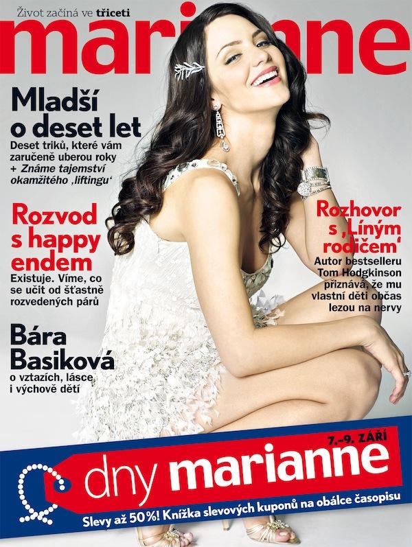 Dny Marianne přinesl stejnojmenný časopis, jemuž to nese vyšší prodeje i víc předplatitelů