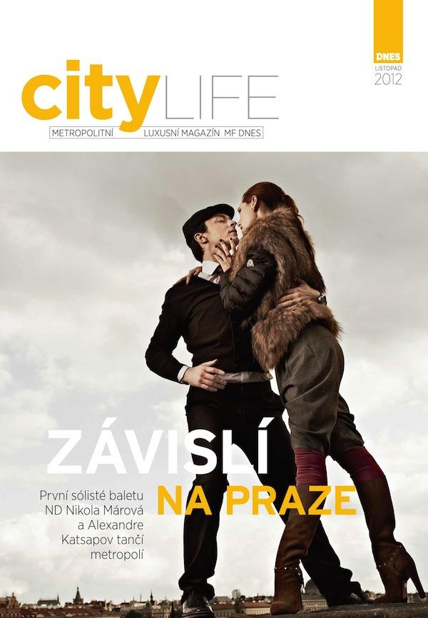Obálka City Life