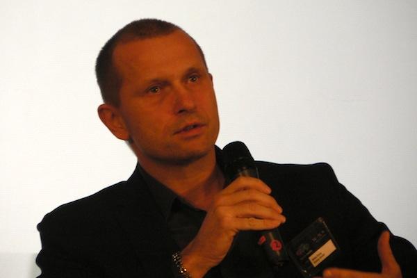 Jaromír Soukup na Foru Media. Foto: Aleš Borovan