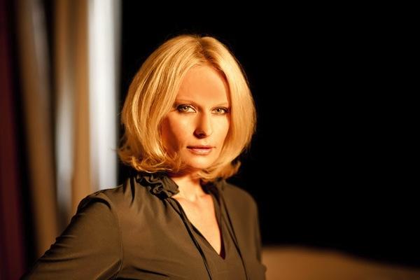 Kristina Kloubková. Foto: TV Nova / Lenka Hatašová