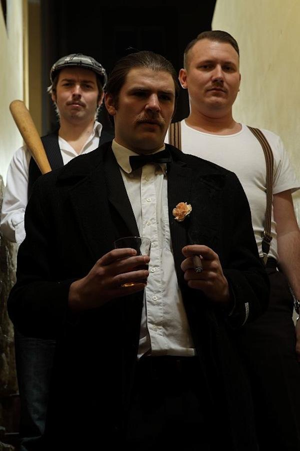 Zleva Vojtěch Bernat, Jan Kadeřábek a Ondřej Hercík. Foto: Jaroslav Soukup