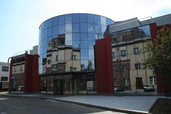 Pražské sídlo televize Barrandov, označované jako Palác zábavy. Foto: TV Barrandov