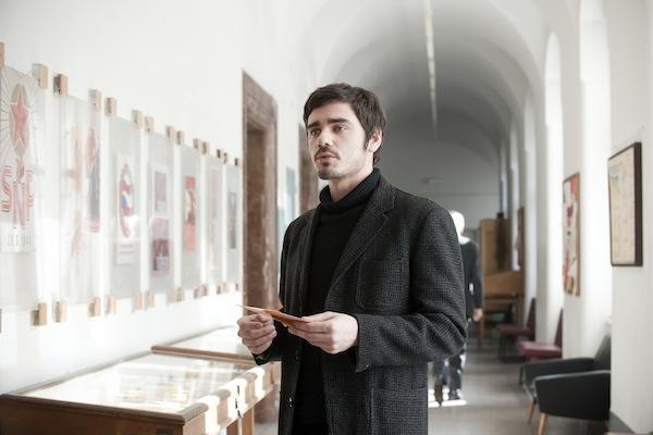 V roli studentského vůdce Ondřeje Trávníčka se představí Vojtěch Kotek. Foto: HBO