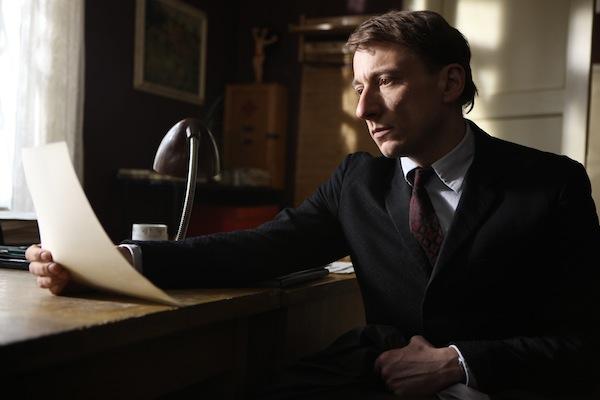 Petr Stach jako Palachův bratr Jiří. Foto: HBO
