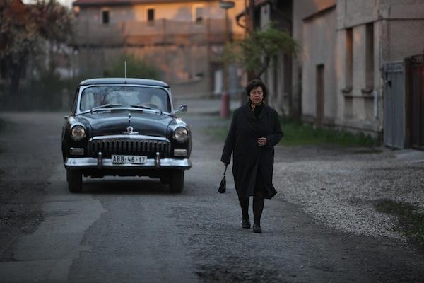 Jaroslava Pokorná jako Palachova matka Libuše. Foto: HBO