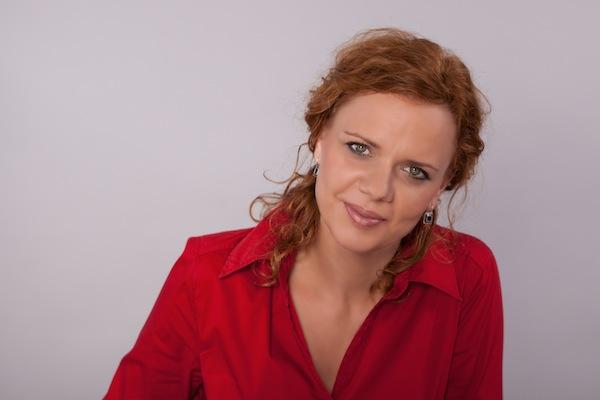 Bára Procházková. Foto: Respekt Publishing