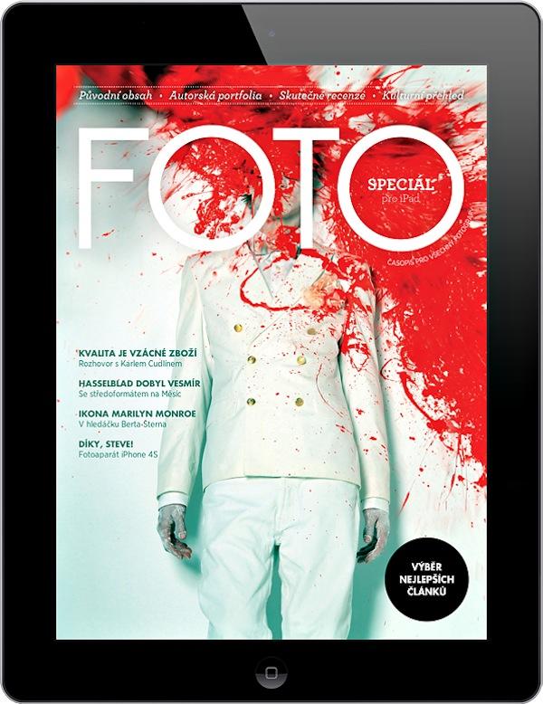 Časopis Foto ve verzi pro iPad