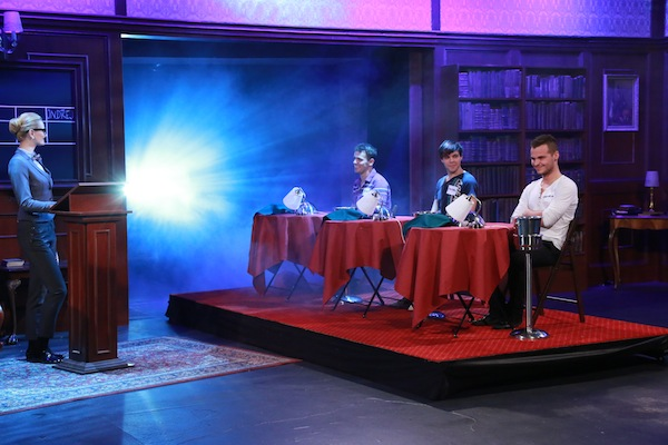 Pekelná výzva je pořad natáčený podle britské licence firmy FremantleMedia. Foto: TV Prima