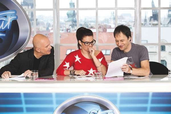 V porotě SuperStar letos zasednou Ondřej Soukup, Ewa Farna a Pavol Habera. Foto: TV Nova