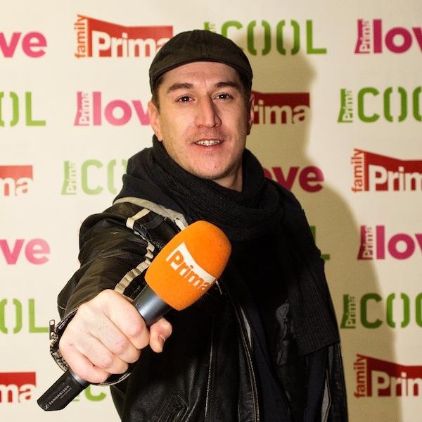 Tomáš Kraus zůstane i na Primě ve své typické bekovce. Foto: TV Prima